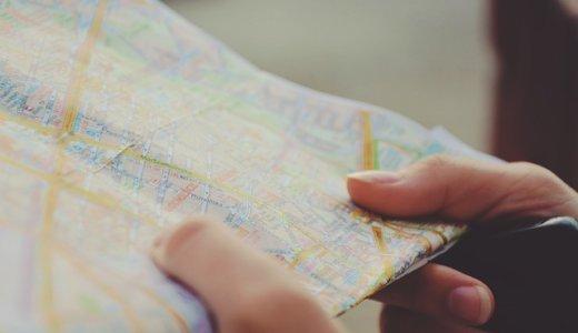 AIが航空写真から道路地図を作成する